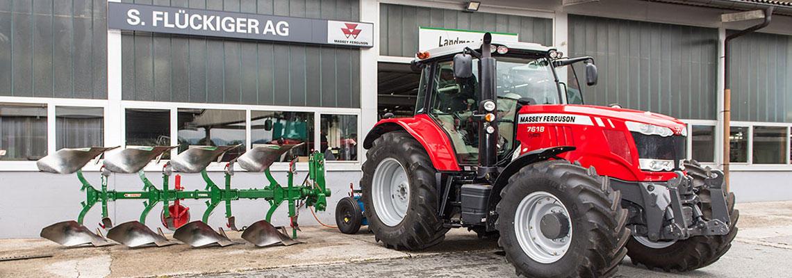 Garage S. Flückiger AG, Auswil